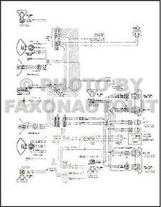 1976 Chevy Wiring Diagram Pickup Suburban Blazer Cheyenne