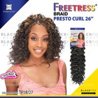 Freetress Presto Curl Crochet Braids