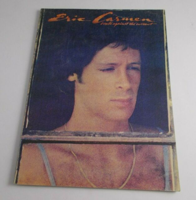 * ERIC CARMEN-songbook GOATS AGAINST THE CURRENT SONGBOOK---vintage | eBay
