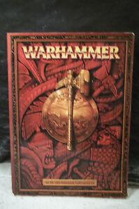 Warhammer Le Jeu Des Batailles Fantastiques : warhammer, batailles, fantastiques, WARHAMMER., BATAILLES, FANTASTIQUES., Livre, Règles., (Armées., Combat)