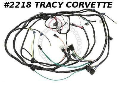 1966 Corvette Engine Forward Lamp Wiring Harness GM
