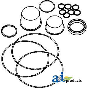 A-1810503M92 Massey Ferguson Parts ORBITOL SEAL KT 20F