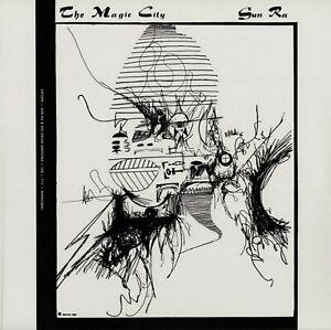 SUN RA The Magic City SATURN RESEARCH RECORDS Sealed Vinyl