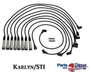 NEW Mercedes R107 W126 380SL 500SEC 500SEL Spark Plug Wire