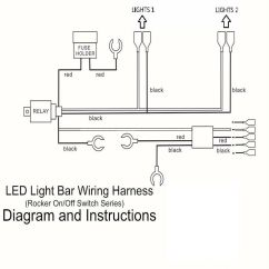 12v 5 Pin Relay Wiring Diagram Electrical Switch Diagrams Wire Led On Rocker With Pins Onlinerocker