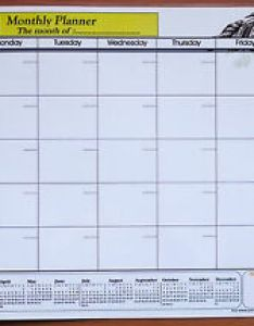 Image is loading  size laminate monthly planner dry wipe wall also chart with rh ebay