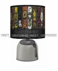 GAME OF THRONES  BEDSIDE TOUCH LAMP  BOYS / GIRLS NIGHT ...