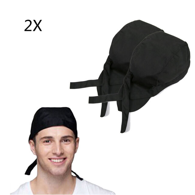 kitchen hats furniture for small 2xcool men women fashion chef catering baker waiter cook caps black