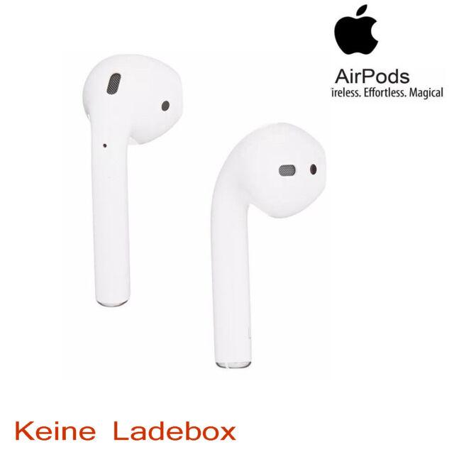 Apple AirPods MMEF2ZM/A Bluetooth Nur-im-Ohr Kopfhörer