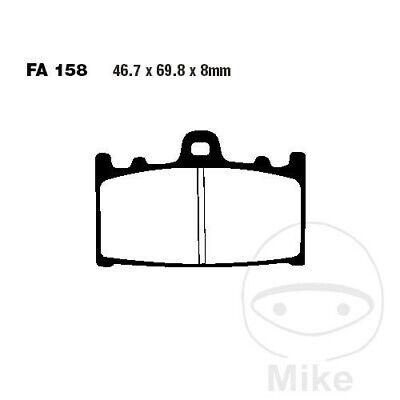 EBC HH Sintered Front Brake Pads FA158HH Husaberg FE 501 E