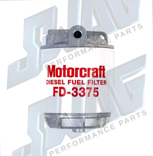 small resolution of oem genuine ford 6 9 6 9l 7 3 7 3l idi diesel fuel filter housing fuel