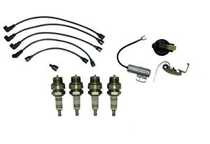 IGNITION TUNE UP KIT & WIRES FARMALL CUB 100 130 140 230