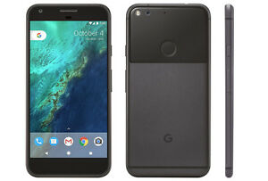 Google Pixel XL (Latest Model) 32GB - Quite Black (Verizon) Unlocked Smartphone