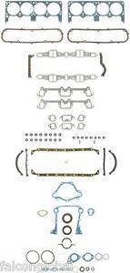 Chrysler/Dodge 273 318/5.2 2-Bbl Fel Pro Full Gasket Set