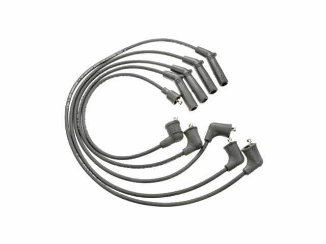 For 1987-1989 Mitsubishi Mighty Max Spark Plug Wire Set