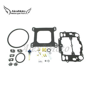 New complete Carburetor Kit For Edelbrock Carb Numbers