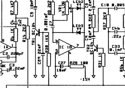 MARSHALL Mosfet Reverbtwin 100w 5213 Amplifier Schematic