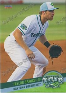 Tugas Pitcher : tugas, pitcher, Daytona, Tortugas, Taylor, Sparks, Rookie