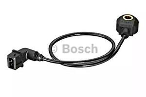 BOSCH Knock Sensor Fits BMW 3 Series E36 E30 1.8L 1991