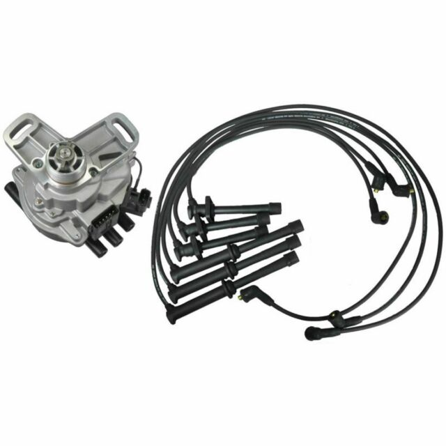 Distributor & Wire Set for 93 94 Mazda 626 MX-6 Ford Probe