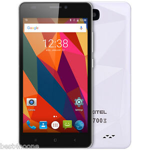 5.0 inch Oukitel C3 3G Smartphone Android 6.0 MTK6580 Quad Core 1.3GHz HD Screen