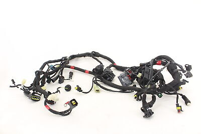 2015 Ducati Monster 821 MAIN ENGINE WIRING HARNESS MOTOR