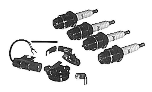 Ignition Tune up Kit Allis Chalmers Ca D10 D14 D15 D17 WD