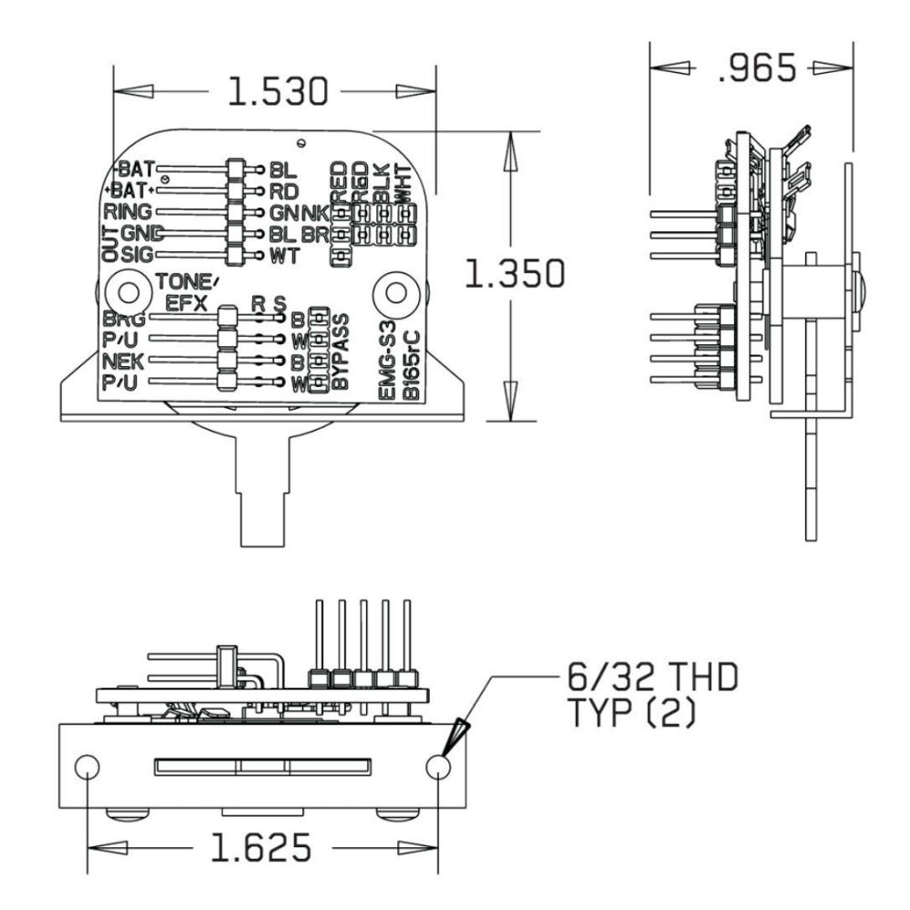 medium resolution of emg pickups strat switch wiring diagram wiring library rh 72 skriptoase de emg 81 solderless wiring