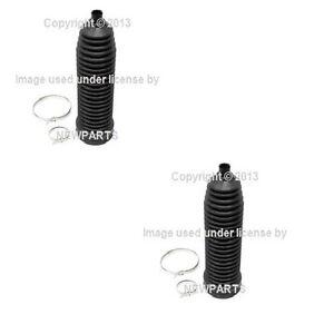 Mercedes W215 W220 W230 Steering Rack Boot Kit Set Of 2