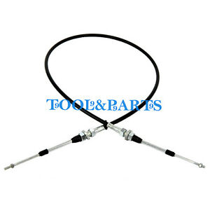 Throttle Cable for Komatsu D20A D20P D20PL D20Q D20S D21A