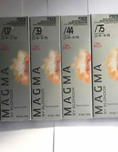 Image is loading  wella magma by blondor pigmented lightener also  ebay rh