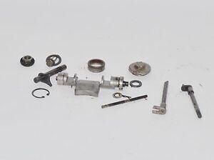 1994 Honda CR250 CR 250 Engine Motor Power Valves Exhaust