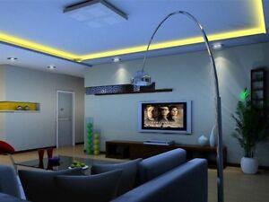 details about home accent lighting hallway bedroom den kitchen basement game room led kit