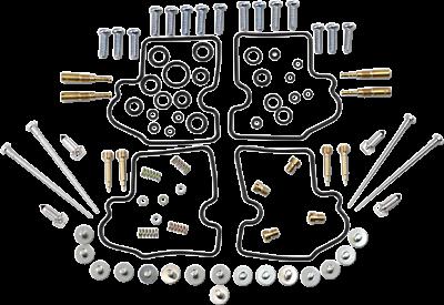 Parts Unlimited Carburetor Carb Rebuild Kit 00-01 Kawasaki