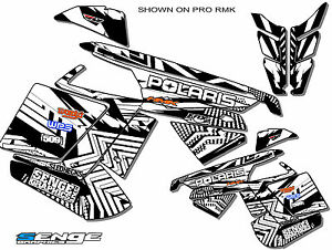 2005 2006 2007 2008 2009 2010 POLARIS RMK GRAPHICS KIT