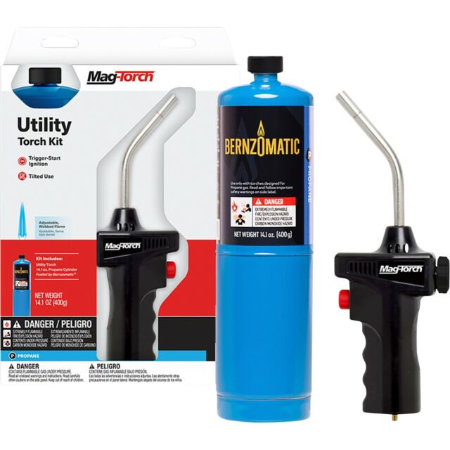 mag torch mt 535 ck self lighting propane torch kit mt535ck