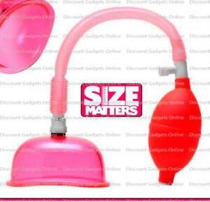 Image Is Loading Pussy Pump Vacuum Suction Enlarger Sucker Clitoral Enhancer