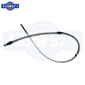 1968-1972 Chevelle Cutlass 442 F85 Emergency Brake Cable