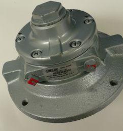 gast air motor 2am nrv 590 1 4 port 3000rpm max 0 72 kw 97hp [ 1600 x 1200 Pixel ]