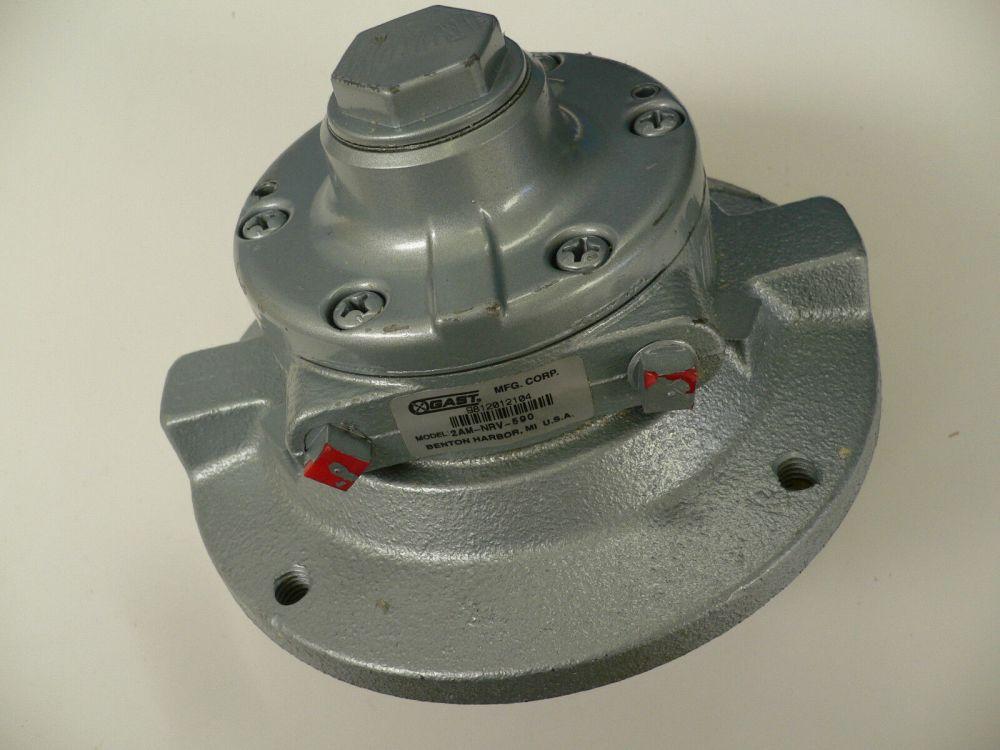 medium resolution of gast air motor 2am nrv 590 1 4 port 3000rpm max 0 72 kw 97hp