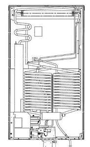 Dometic 3313470.003 Refrigerator Cooling Unit 606 with