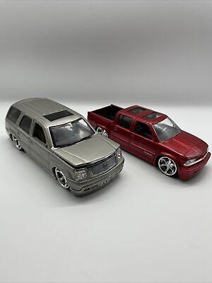 Dub City Toy Cars : Chevrolet, S-510, Cadillac, Escalade, Scale
