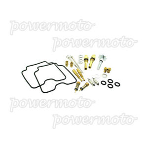 Carburetor Rebuild Kit Repair Set For YAMAHA RAPTOR 660