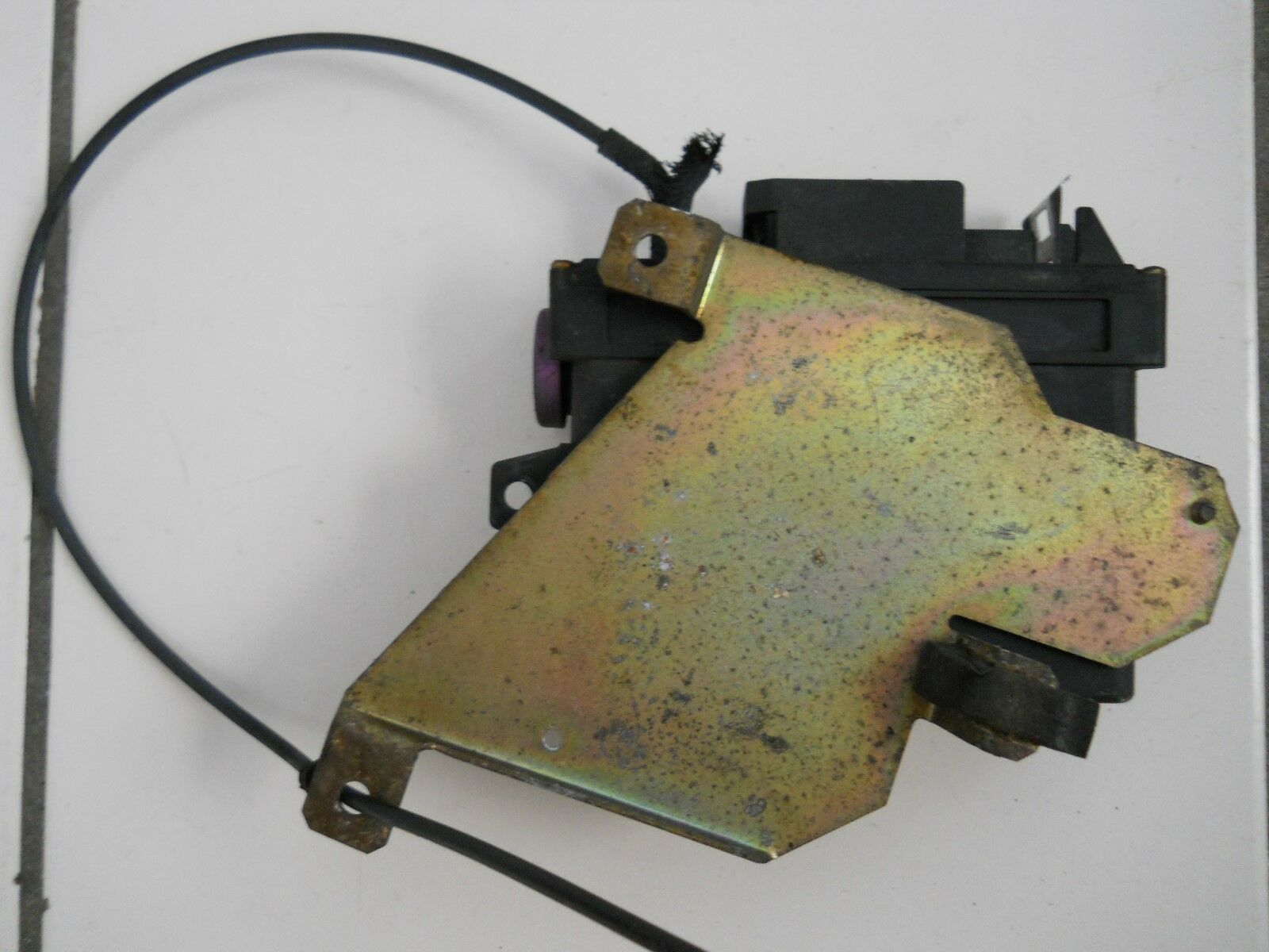 hight resolution of vw 16v ignition knock sensor computer ecu brain 811907397f 85 89 yr ebay