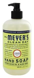 Mrs. Meyer's - Clean Day Liquid Hand Soap Lemon Verbena - 12.5 fl. oz.