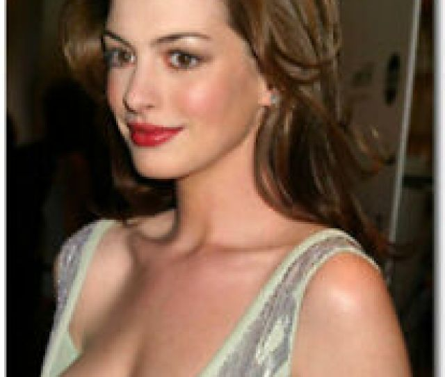 Anne Hathaway Sexy Actress Fridge Magnet Size   Ebay