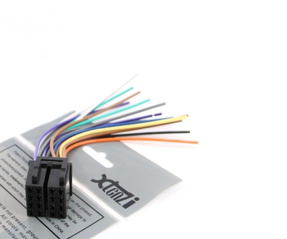 medium resolution of xtenzi 16 pin radio wire harness for pyle pldn72bt pldn70u for pyle camera installation pyle pldn72bt audio installation wiring