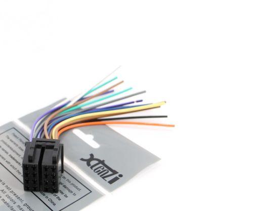 small resolution of xtenzi 16 pin radio wire harness for pyle pldn72bt pldn70u for pyle camera installation pyle pldn72bt audio installation wiring