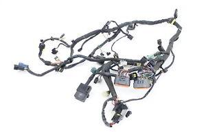 06-09 SUZUKI BOULEVARD M109 R MAIN ENGINE WIRING HARNESS