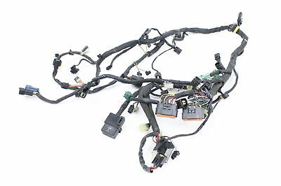 06-09 SUZUKI BOULEVARD M109 R MAIN ENGINE WIRING HARNESS